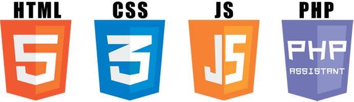 html5 css javascript php